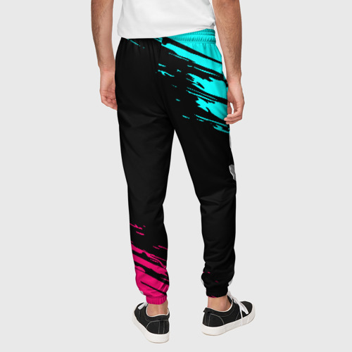 Мужские брюки 3D MARSHMELLO Фото 01