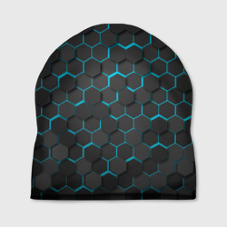 Turquoise Octagon