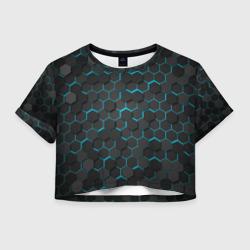 Turquoise Octagon