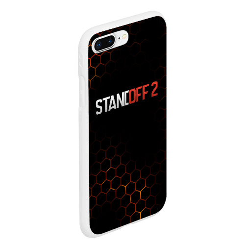 Чехол для iPhone 7Plus/8 Plus матовый STANDOFF 2 Фото 01