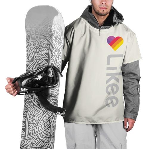 Накидка на куртку 3D Likee L фото