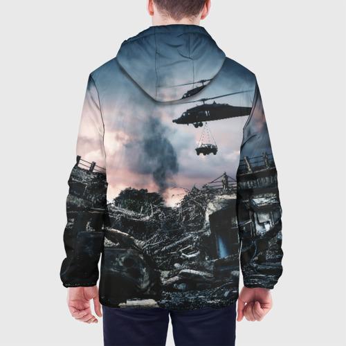 Мужская куртка 3D S.T.A.L.K.E.R - Чернобыль Фото 01