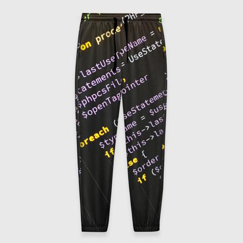 Мужские брюки 3D ПРОГРАММНЫЙ КОД Фото 01