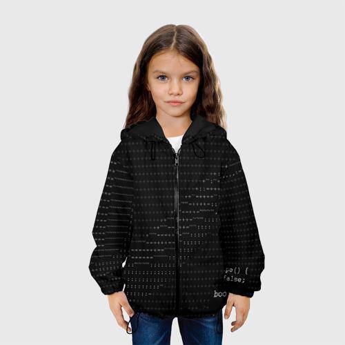 Детская куртка 3D СИМВОЛЬНЫЙ КОД Фото 01