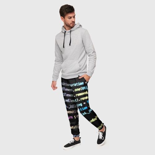 Мужские брюки 3D ПРОГРАММИСТ Фото 01