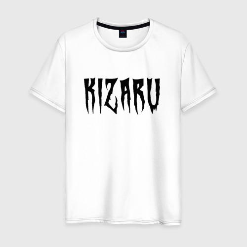Мужская футболка хлопок KIZARU (HF на спине) Фото 01