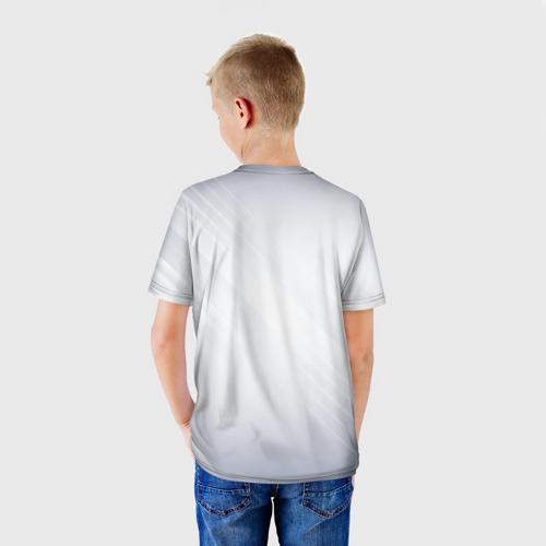 Детская футболка 3D LIKEE за  1025 рублей в интернет магазине Принт виды с разных сторон