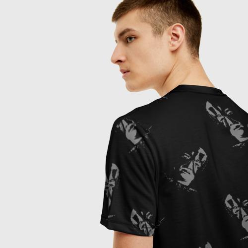 Мужская футболка 3D Billy GACHI Art Фото 01