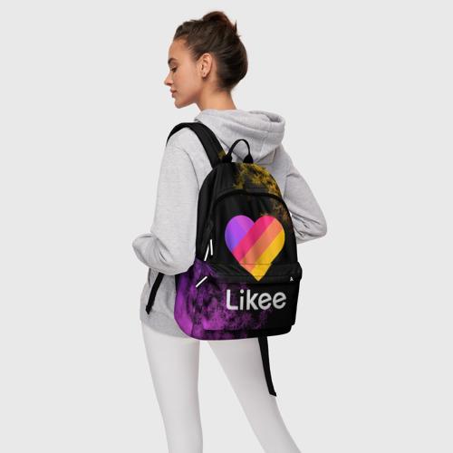 Рюкзак 3D LIKEE (Like Video) Фото 01