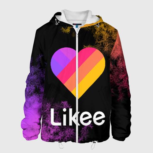 Мужская куртка 3D LIKEE (Like Video) Фото 01