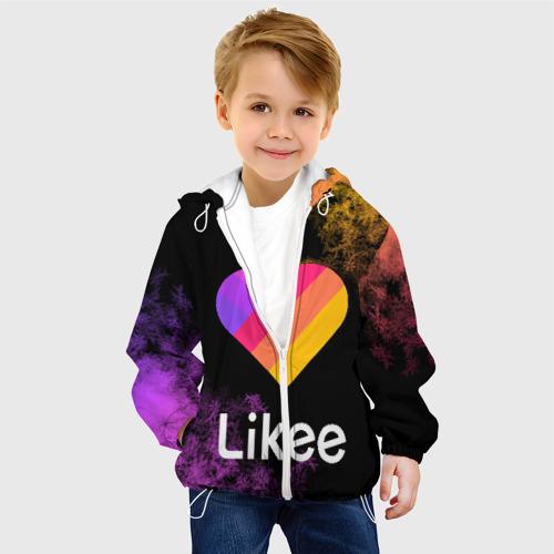 Детская куртка 3D LIKEE (Like Video) Фото 01