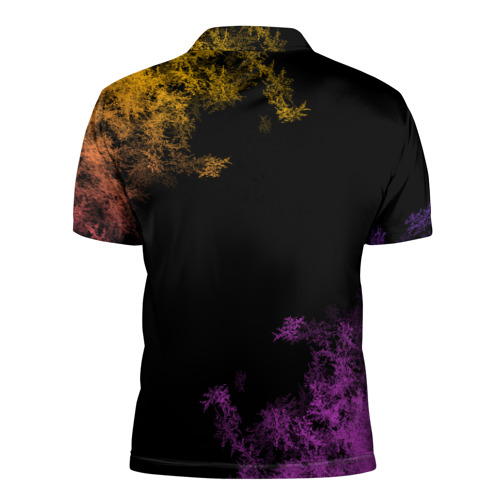 Мужская рубашка поло 3D LIKEE (Like Video) Фото 01