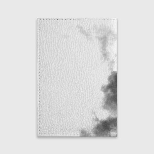 Обложка для паспорта матовая кожа Острые козырьки Фото 01