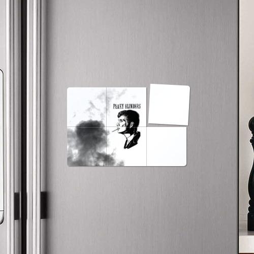 Магнитный плакат 3Х2 Острые козырьки Фото 01