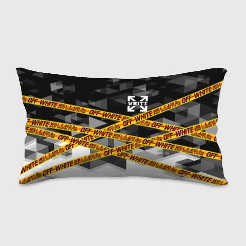 Подушка 3D антистресс OFF WHITE Фото 01
