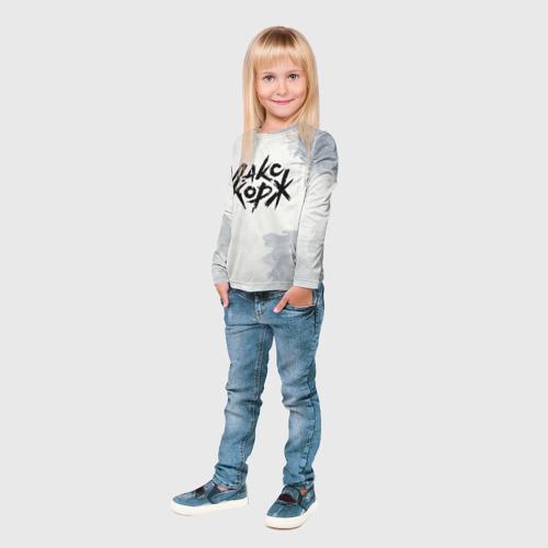 Детский лонгслив 3D МАКС КОРЖ Фото 01