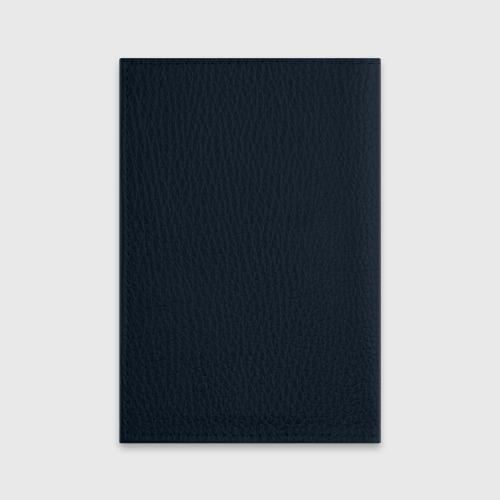 Обложка для паспорта матовая кожа Макс Корж Фото 01
