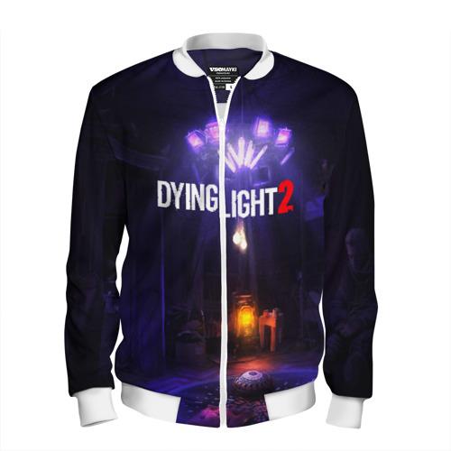Мужской бомбер 3D DYING LIGHT 2 Фото 01