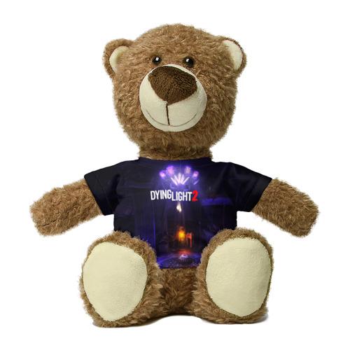 Миша в футболке 3D DYING LIGHT 2 Фото 01