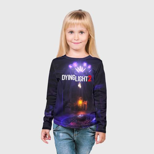 Детский лонгслив 3D DYING LIGHT 2 Фото 01