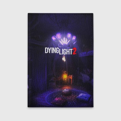 Обложка для автодокументов DYING LIGHT 2 Фото 01