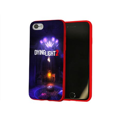 Чехол для Apple iPhone 8 силиконовый глянцевый DYING LIGHT 2 Фото 01