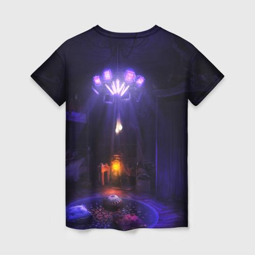 Женская футболка 3D DYING LIGHT 2 Фото 01