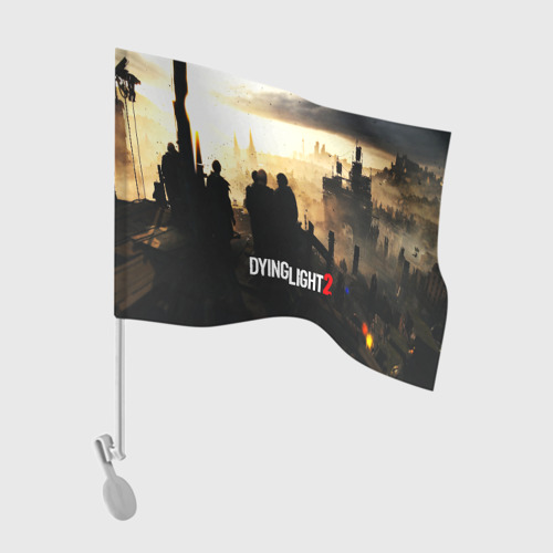 Флаг для автомобиля DYING LIGHT 2 One фото