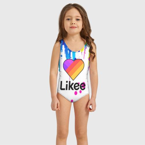 Детский купальник 3D LIKEE Фото 01