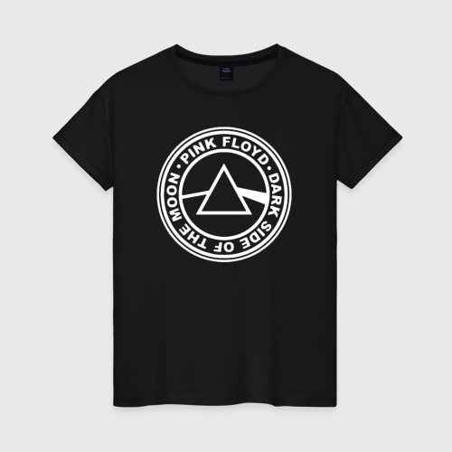 Женская футболка хлопок Pink Floyd Фото 01