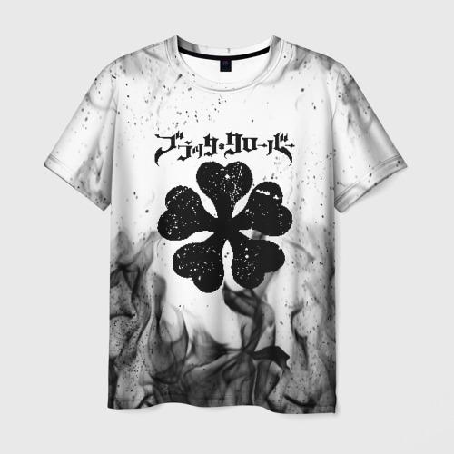 Мужская футболка 3D ЧЁРНЫЙ КЛЕВЕР Фото 01