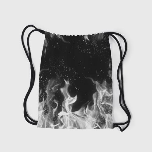 Рюкзак-мешок 3D ЧЁРНЫЙ КЛЕВЕР Фото 01