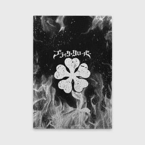 Обложка для автодокументов ЧЁРНЫЙ КЛЕВЕР Фото 01