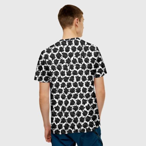 Мужская футболка 3D МАКС КОРЖ Фото 01