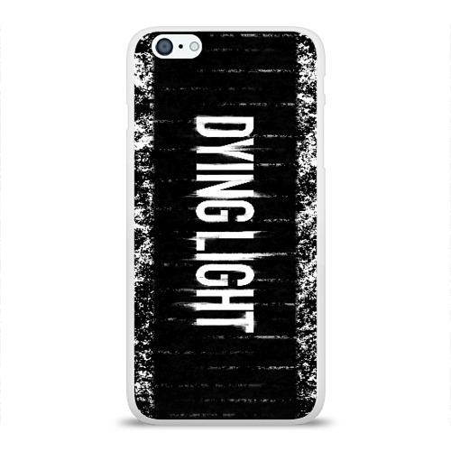 Чехол для Apple iPhone 6Plus/6SPlus силиконовый глянцевый Dying Light Фото 01