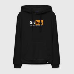 GitHub Fork Place