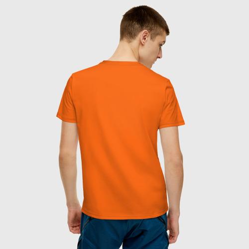 Мужская футболка хлопок Медвежий клуб Фото 01