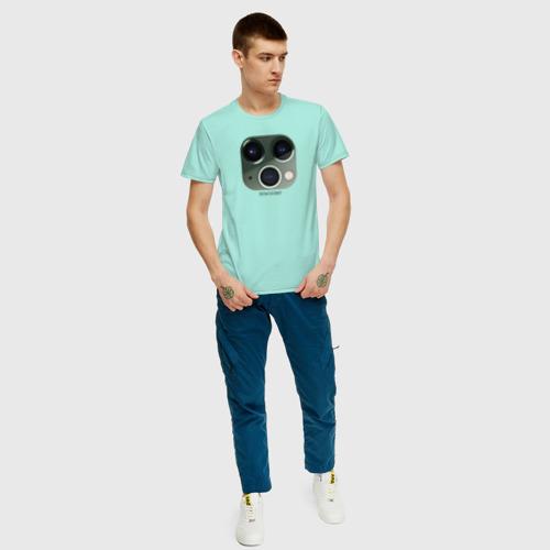 Мужская футболка хлопок Сколько сколько? Фото 01