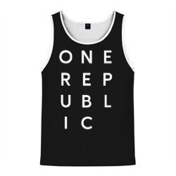 One Republic (+спина)