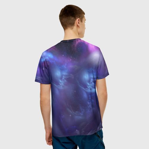 Мужская футболка 3D Скорпион Фото 01