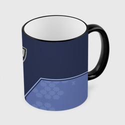 кружка с лого КХЛ