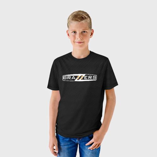 Детская футболка 3D BRAZZERS