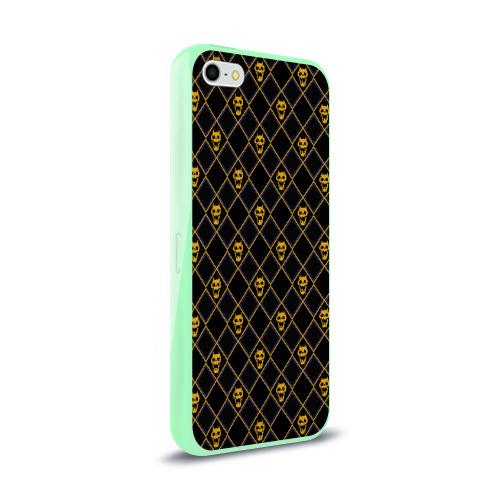Чехол для iPhone 5/5S глянцевый KILLER QUEEN SKULL Фото 01