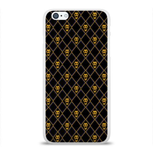 Чехол для iPhone 6Plus/6S Plus глянцевый KILLER QUEEN SKULL Фото 01