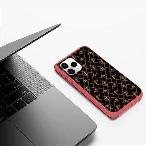 Чехол для iPhone 11 Pro матовый KILLER QUEEN SKULL Фото 01