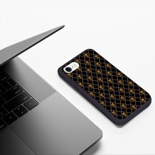 Чехол для iPhone 7/8 матовый KILLER QUEEN SKULL Фото 01