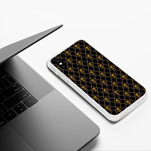 Чехол для iPhone XS Max матовый KILLER QUEEN SKULL Фото 01