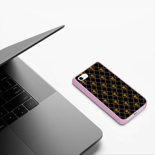 Чехол для iPhone 5/5S матовый KILLER QUEEN SKULL Фото 01