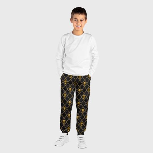 Детские брюки 3D KILLER QUEEN SKULL Фото 01