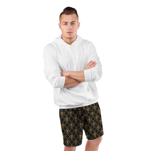 Мужские шорты спортивные KILLER QUEEN SKULL Фото 01